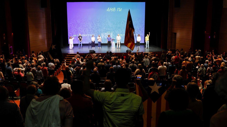 La ANC reconoce desánimo y decepción en las bases independentistas