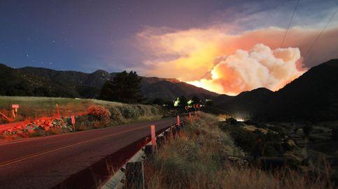 7.500 personas evacuadas por un incendio en California