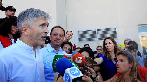 Marlaska niega un colapso por la inmigración y pide una solución europea