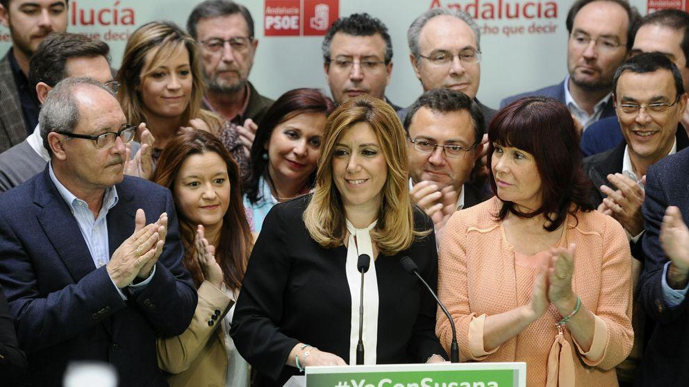 El colapso andaluz podría traer nuevos comicios en  septiembre