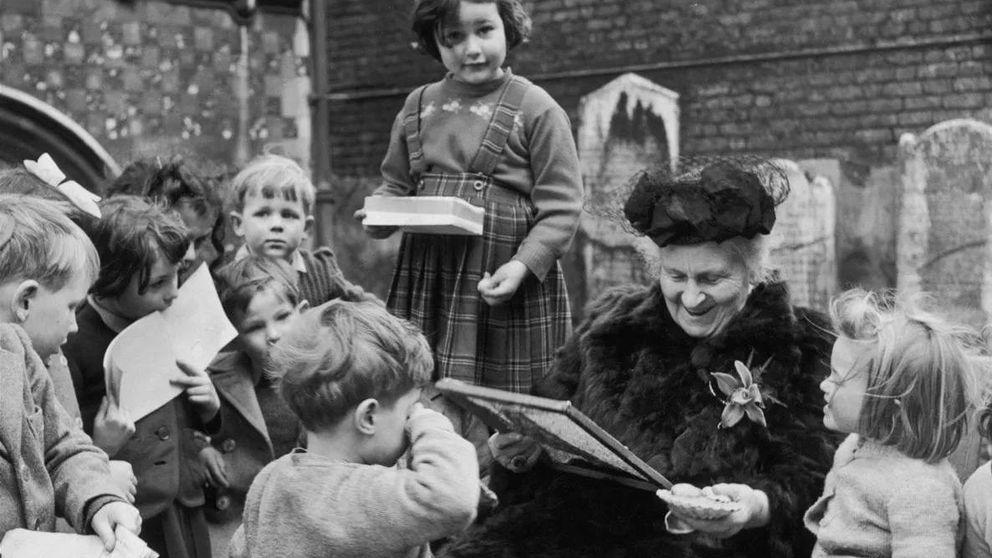 Las sombras de Montessori: la pedagoga afín al fascismo que abandonó a su hijo