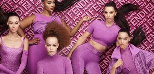 Post de Kim Kardashian colabora con Fendi: así ha conquistado Skims al lujo