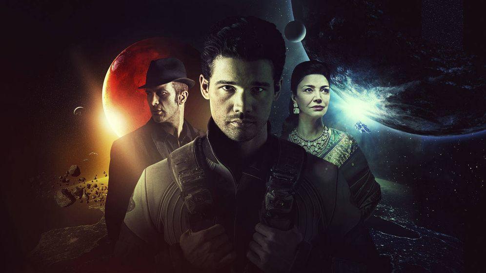 Series de Netflix: \'The Expanse\', la ópera espacial que ya le roba ...