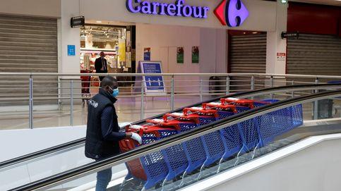 Francia confirma su recesión con una caída récord del PIB del 5,8% en el primer trimestre
