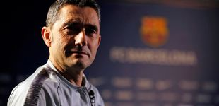 Post de Lo lógico es que Valverde no sepa aún si seguirá en el Barcelona