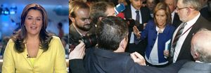 Foto: Ana Mato, obligada a pedir perdón a una periodista después de que sus guardaespaldas le agredieran