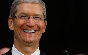 Tim Cook haciendo amigos: Apple no hace chatarra