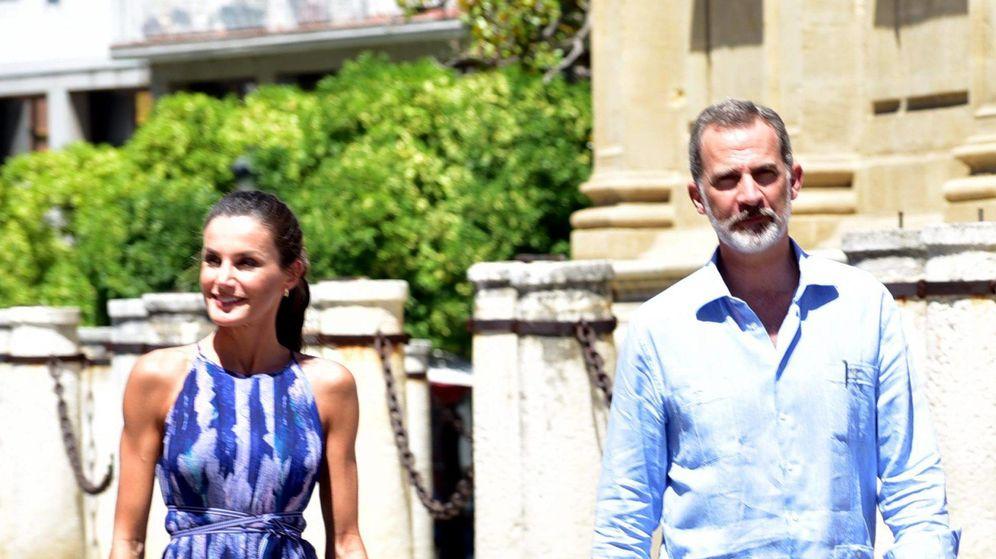 Foto: Felipe VI en Sevilla. (Cordon Press)
