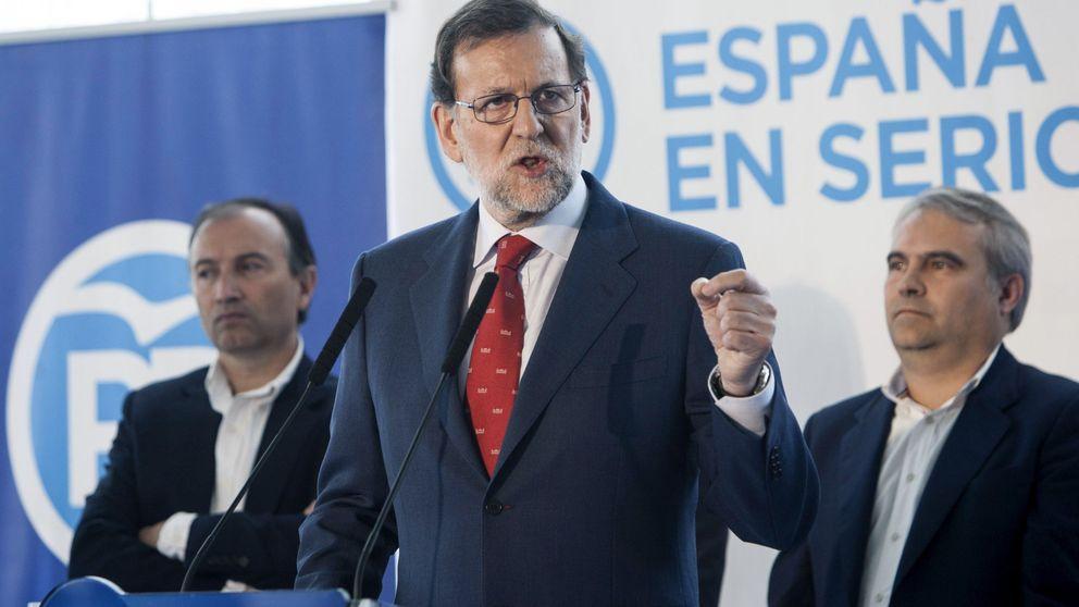 Rajoy promete rebajar impuestos y cotizaciones pese a incumplir el déficit