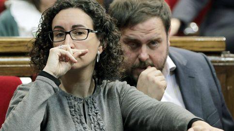Vendrell utilizó a la fugada Marta Rovira para presionar a consejeros de la Generalitat