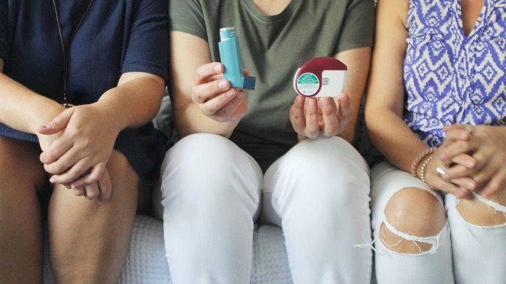 Varias empleadas denuncian a Merck por provocarles asma: No puedo oler ni un espray