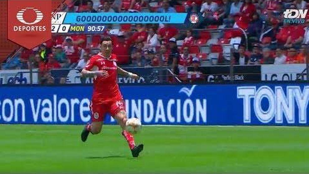 El gol tonto en México que no tendría lugar con el VAR
