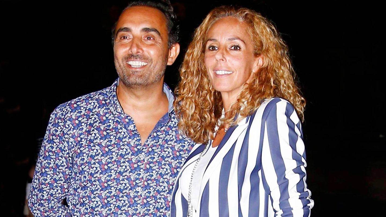 Fidel Albiac y Rocío Carrasco, en una imagen de archivo. (Cordon Press)