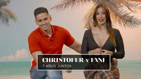 El dolor de Christofer y Estefanía: ¿es real la escena de 'La isla de las tentaciones'?