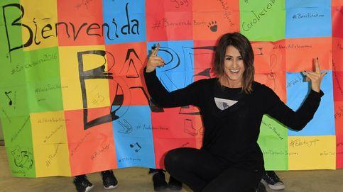 Barei recibe en Madrid el ánimo de sus fans tras el fracaso de Eurovisión