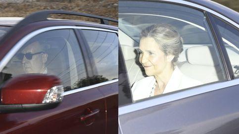 La fiesta de Victoria Federica: una reina, un Urdangarin y un incómodo encuentro