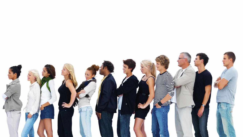 Cómo elegir la cola que más rápido va: la compleja psicología de esperar en fila