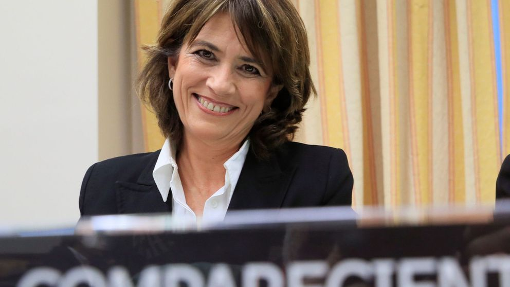 El pasado persigue a Dolores Delgado: Villarejo, el 'procés' y su etapa de ministra