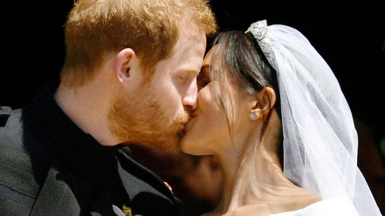 Una imagen del enlace real celebrado el pasado mes de mayo. (Reuters)