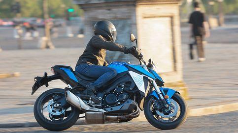 La nueva Suzuki GSX-S950, una 'moto grande' apta para el permiso A2