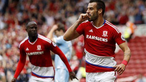 Premier League: el Leicester cae, Negredo y Pep gana en su debut