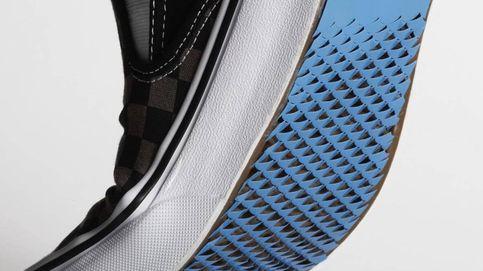 Desarrollan unas zapatillas con 'suela de serpiente' para evitar caídas