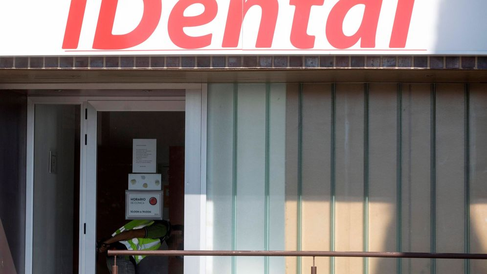 Foto: Registro de la sede iDental en la ciudad de Valladolid en septiembre de 2018. (EFE)