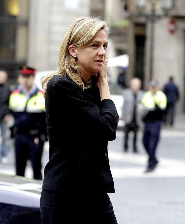 Foto: La Infanta Cristina en una imagen de archivo (GTRES)