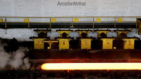 ArcerlorMittal se anota un alza del 5% tras la subida del precio del acero
