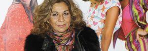 """Foto: Lolita Flores: """"Al 2013 le pido trabajo para seguir pagando mis deudas y mis hipotecas"""""""