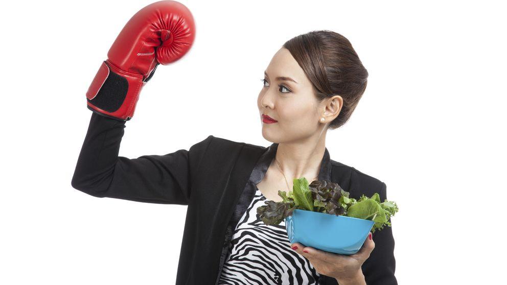 Los trucos más sencillos para comer menos sin darnos cuenta