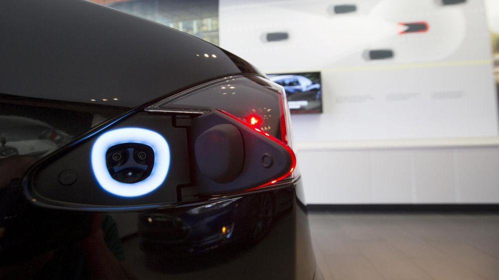 Foto: La triste realidad del coche eléctrico en España