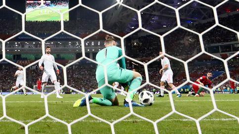 Así es el debut de España en el Mundial de Rusia 2018 ante Portugal