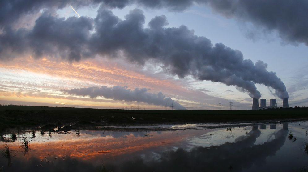 Foto: Foto de archivo de una central de carbón. (Reuters)