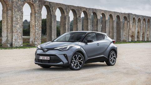 El novedoso sistema híbrido del coche más llamativo de Toyota, el C-HR