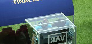 Post de Así ha beneficiado el VAR a los equipos más fuertes del Mundial, ¿ocurrirá igual en Liga?