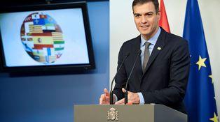 A Sánchez le apagaron el farol en Bruselas