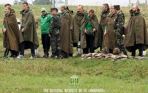 La clase magistral de un español en mitad del conflicto de Ucrania