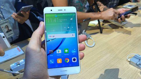 Huawei asalta los móviles asequibles con el Nova: potencia y diseño a 399€