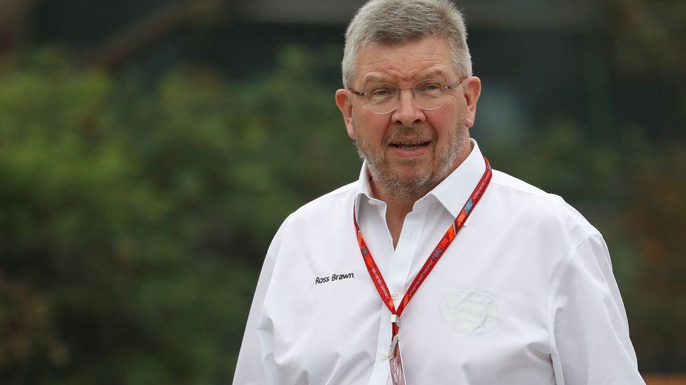 Foto: Ross Brawn es el líder con más éxitos en diferentes equipos en la historia de la Fórmula 1 (EFE)