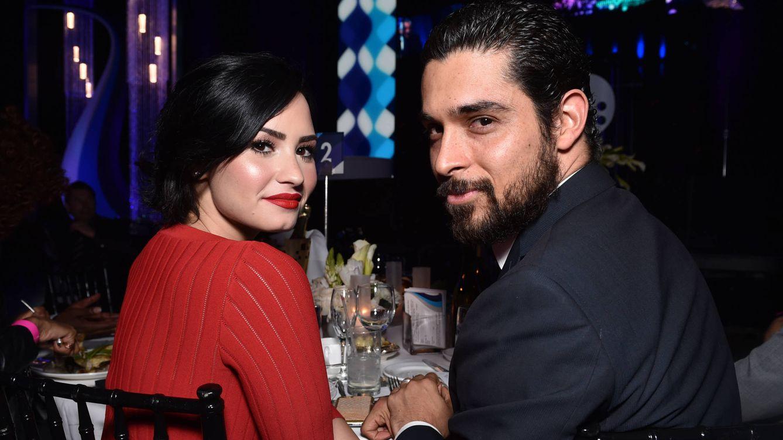 Foto: Demi Lovato y Wilmer Valderrama (Gtres)