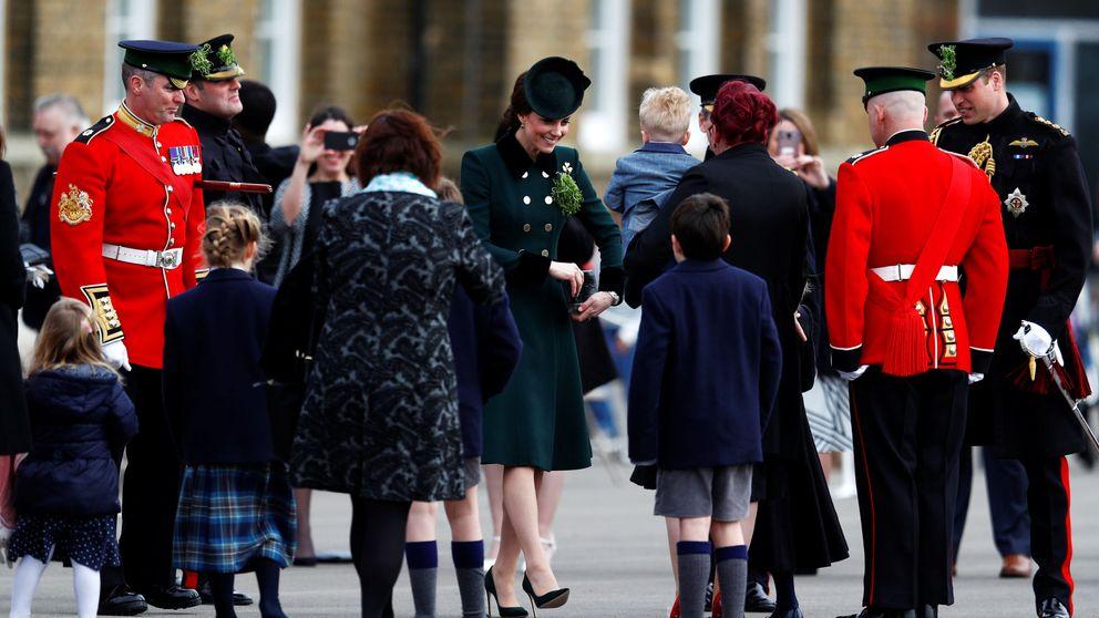 Los duques de Cambridge comparten agenda tras la polémica escapada de Guillermo