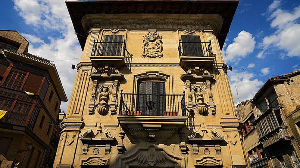 Foto: El palacio de Tejada, rococó, para abrir boca. (Cortesía Turismo de Haro)