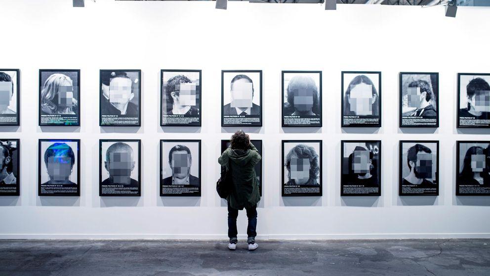 Santiago Sierra, el artista salvaje que llevó la guerra al interior de Ifema