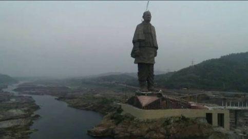 Inaugurada en la India la estatua más alta del mundo