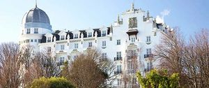 Foto: Botín deja a Joan Gaspart sin la gestión de su Hotel Real en Santander