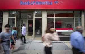 BofA entra en pérdidas por el acuerdo de las hipotecas 'basura'