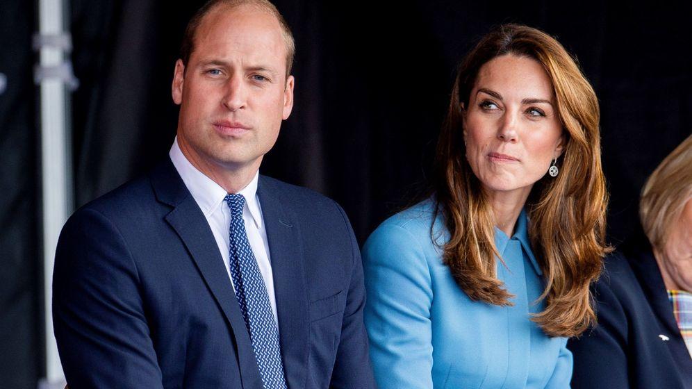 Foto: Los duques de Cambridge. (Efe)