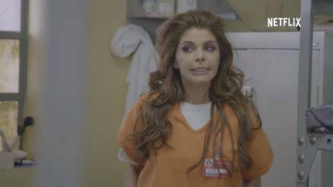 Soraya Montenegro y su '¡maldita lisiada!' promocionan en Netflix 'Orange is the New Black'