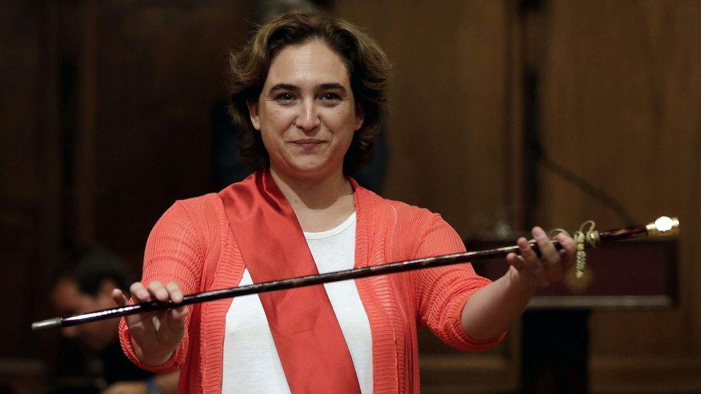 De Ada Colau a Manuela Carmena: los nuevos ayuntamientos, en imágenes